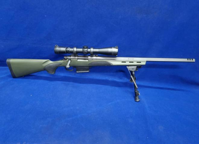 Remington .223 700 VTR (Green Synthetic)