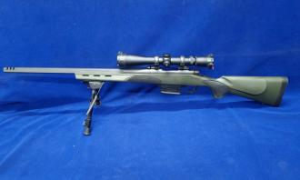 Remington .223 700 VTR (Green Synthetic) - Image 2