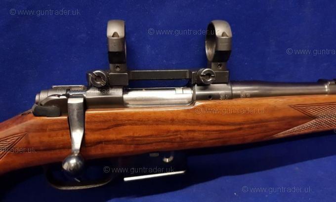 CZ .222 527 Carbine (Walnut)