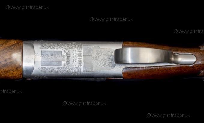 Miroku 12 gauge MK 70 Grade 1 Sport