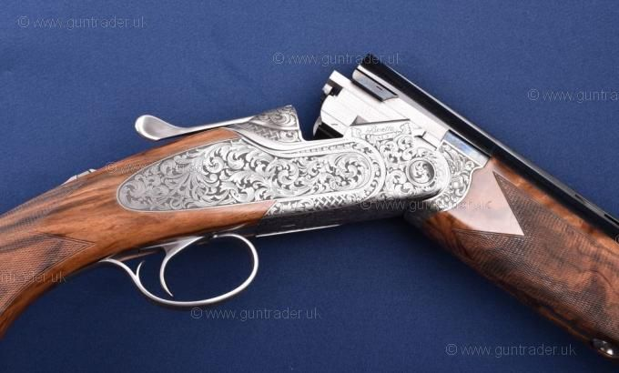 Beretta 12 gauge SL3 Floral Scroll (Game)