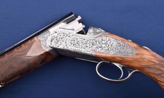 Beretta 12 gauge SL3 Floral Scroll (Game) - Image 4