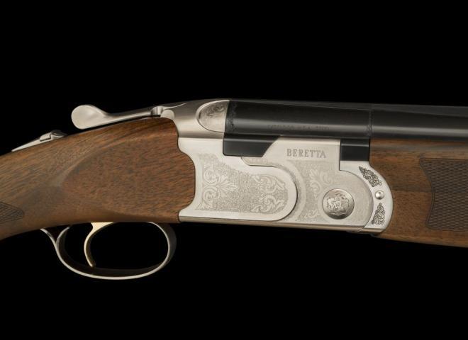 Beretta 12 gauge 686 Silver Pigeon 1 Sporting (Steel Shot Proof)