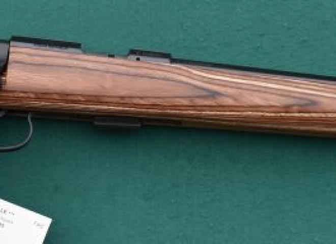 CZ .22 LR 455 Varmint (Laminate Thumbhole)