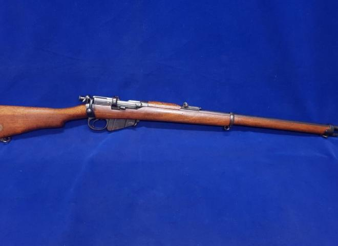 BSA .303 Charger Loading Long Lee Enfield