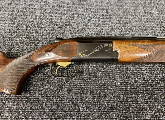 Browning 12 gauge B725 Black Edition