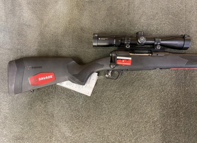 Savage Arms 6.5mm Creedmoor Model 110 (Vortex Crossfire Package)