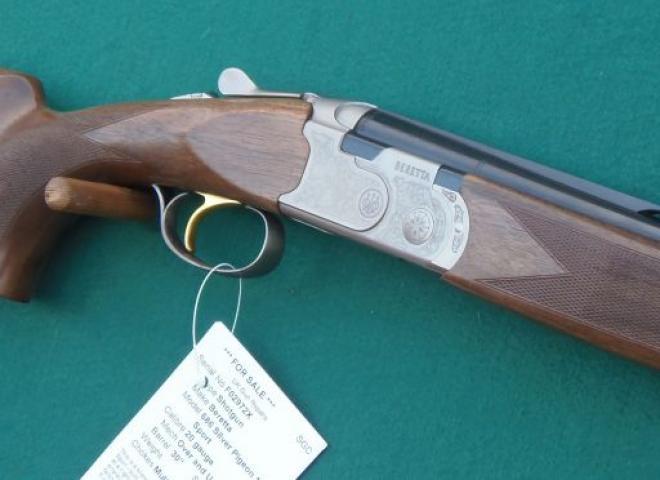 Beretta 20 gauge 686 Silver Pigeon 1 (Sport)