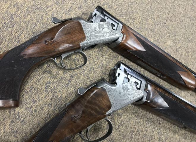 Miroku 12 gauge MK Game ((Factory Pair) No 1 of 2)