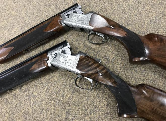 Miroku 12 gauge MK Game ((Factory Pair) 2 of 2)