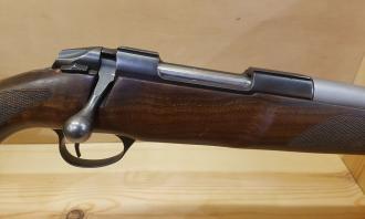 Sako 6.5x47 Lapua 85 S Varmint Wood Blued (Custom) - Image 3