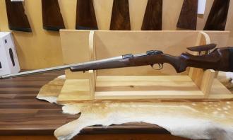 Sako 6.5x47 Lapua 85 S Varmint Wood Blued (Custom) - Image 4