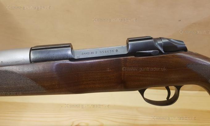 Sako 6.5x47 Lapua 85 S Varmint Wood Blued (Custom)