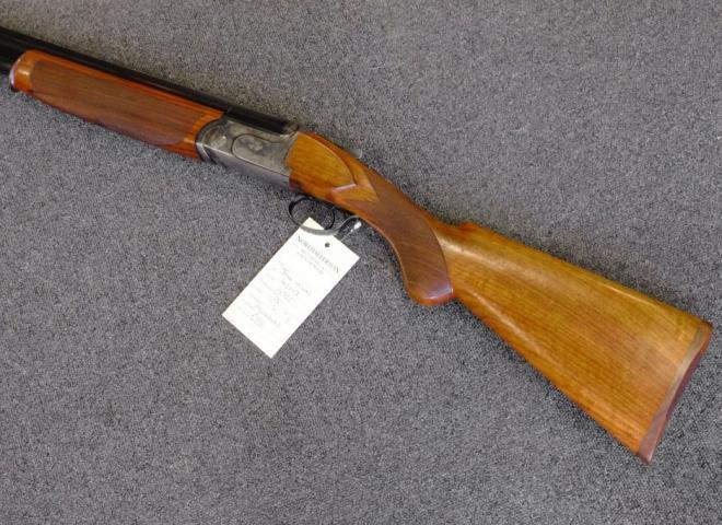 Macnab, John 12 gauge Highlander
