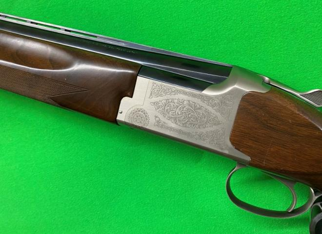 Miroku 12 gauge MK 38 Grade 1 Adjustable Stock