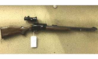 Remington .22 LR 552 Speedmaster - Image 1