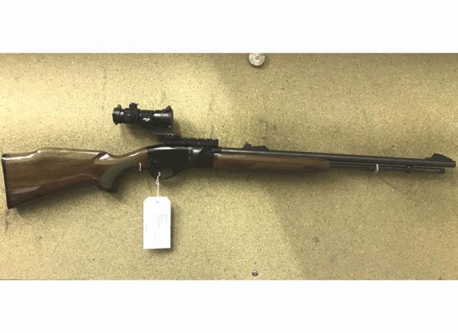 Remington .22 LR 552 Speedmaster