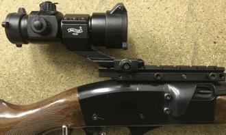 Remington .22 LR 552 Speedmaster - Image 4