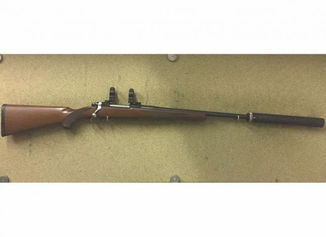Ruger .25-06 M77 MkII