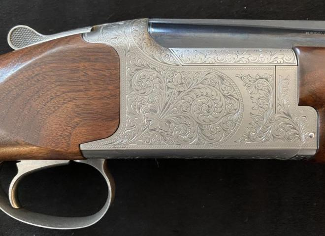 Miroku 12 gauge MK 60 Grade 5 High Pheasant Pair