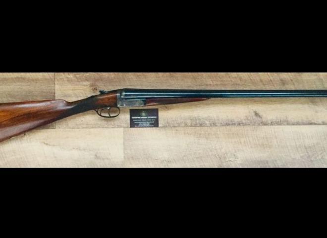 Webley & Scott 16 gauge 700  Boxlock