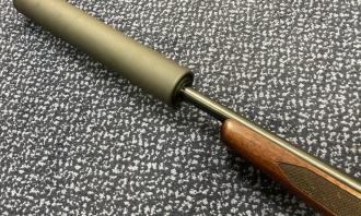 Tikka .222 M590 Wood Blued - Image 1