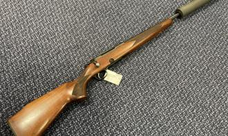 Tikka .222 M590 Wood Blued - Image 2