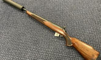 Tikka .222 M590 Wood Blued - Image 6