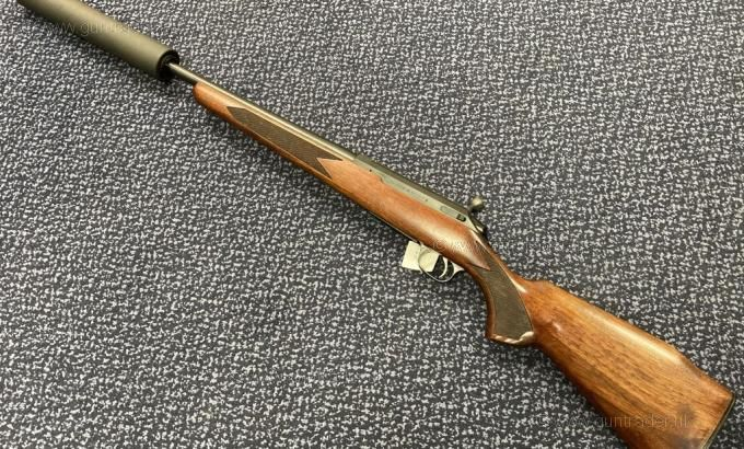 Tikka .222 M590 Wood Blued