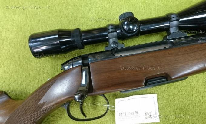 Steyr Mannlicher 7mm Rem Mag Classic Fullstock