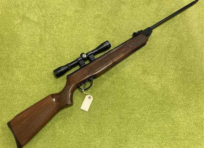 Hatsan Arms .22 60 S Quattro
