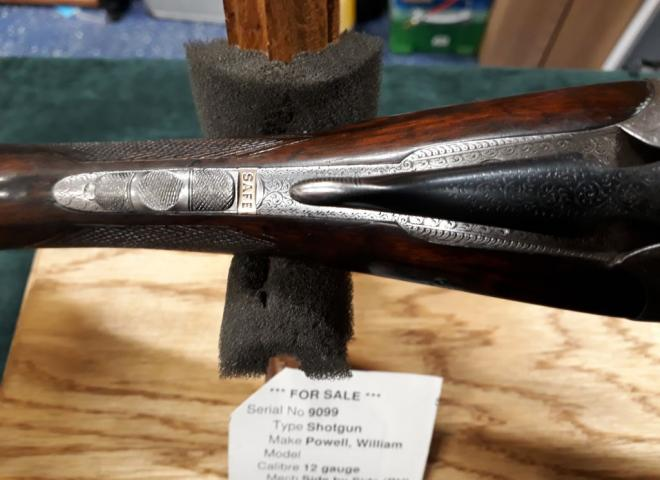 Powell, William 12 gauge