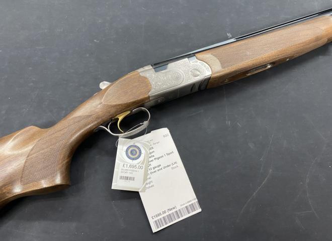 Beretta 12 gauge Silver Pigeon 1 Sport LH