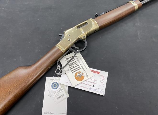 Henry Repeating Arms .38/.357 Magnum Big Boy