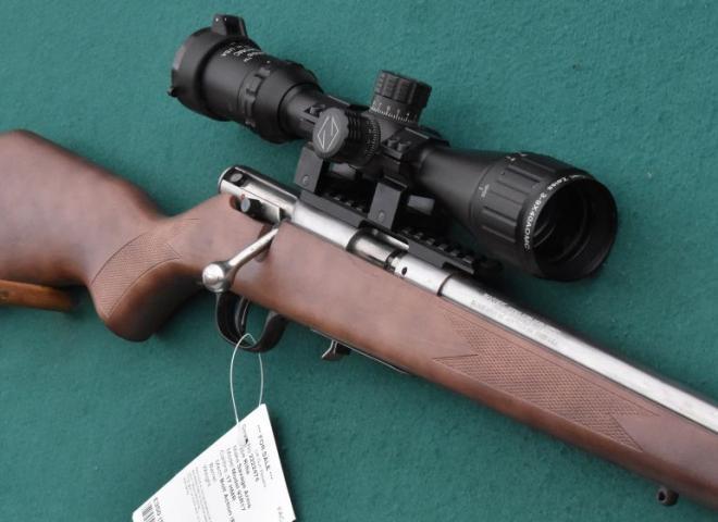 Savage Arms .17 HMR Model 93R17