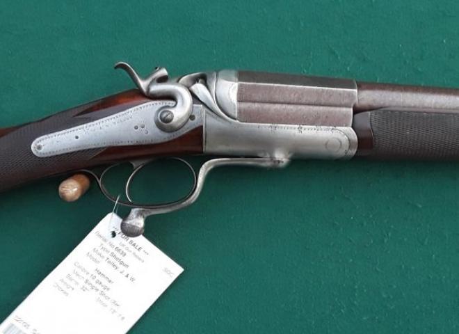 Tolley, J. & W. 10 gauge (Hammer)