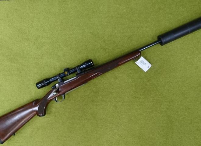Ruger .243 M77 MKII