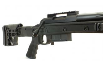 Browning .308 X Bolt MDT Fluted black - Image 1