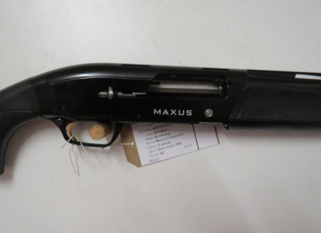 Browning 12 gauge Maxus Composite