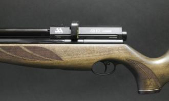Air Arms .22 S510 Superlite Hunter Green - Image 2