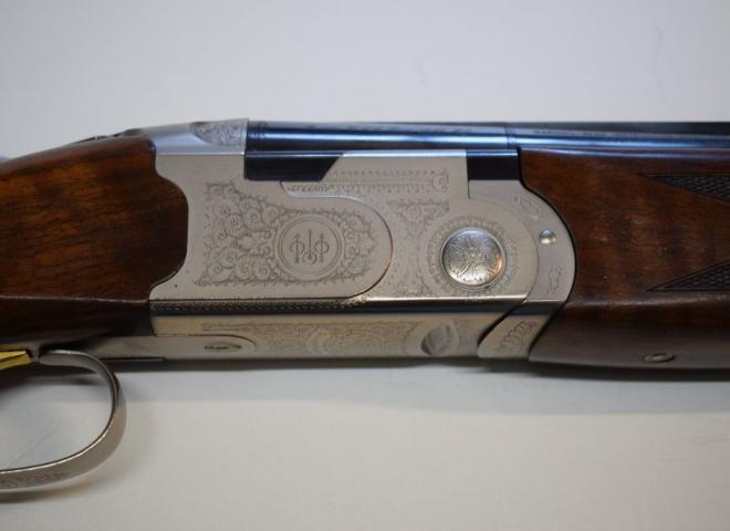 Beretta 12 gauge Silver Pigeon
