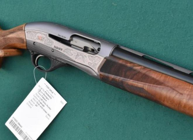 Fabarm 12 gauge L4S Grey Hunter