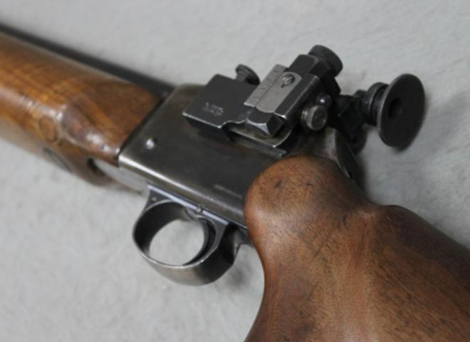 BSA .22 LR International Mk2 (Martini)