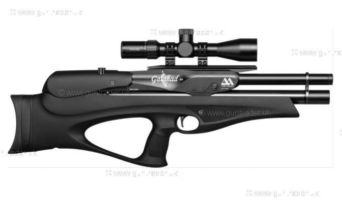 Air Arms .177 & .22 Galahad R