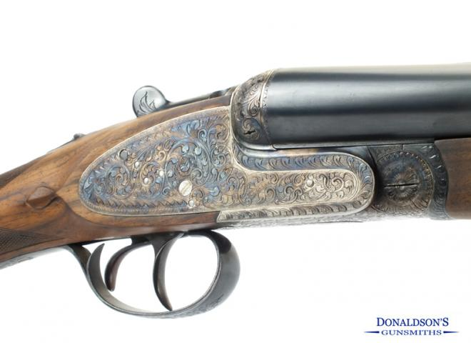 J.Roberts and Son 12 gauge Sidelock non ejector