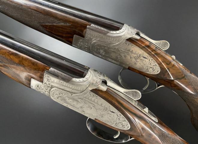 Browning Set - 20 gauge & 28 gauge B25 C2S
