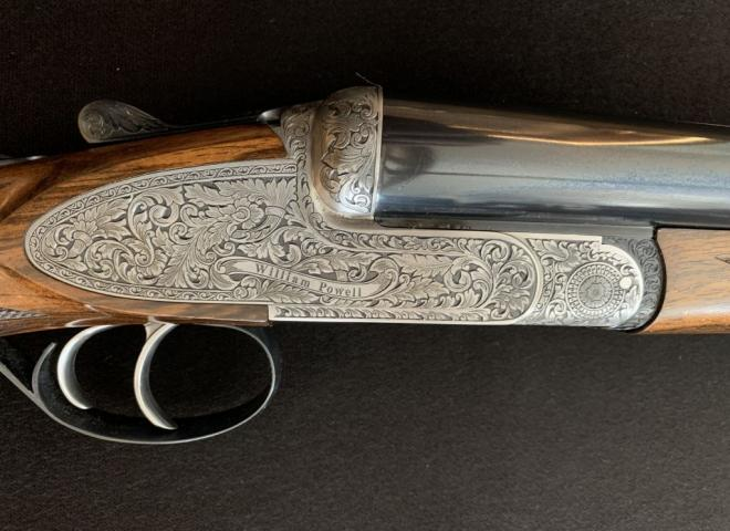 Powell, William 12 gauge Sovereign