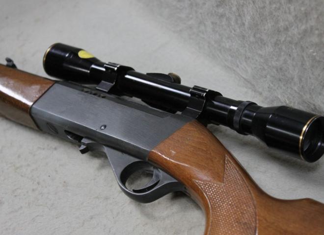 Anschutz .22 LR 520/61