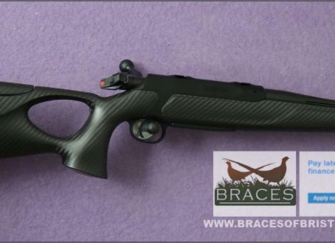 Sauer 6.5mm Creedmoor 404 Synchro XTC LEFT HAND