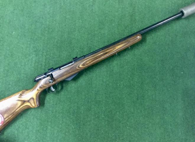 Savage Arms .17 Hornet Model 25